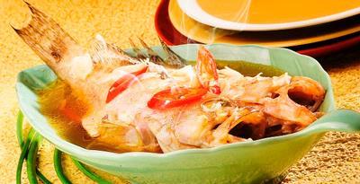dunia hawa resep ikan kuah garam