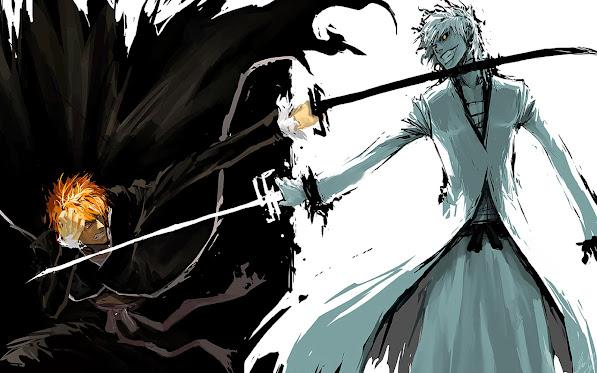 Ichigo vs Inner Hollow 4e