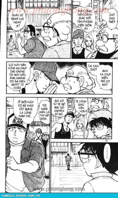 Detective Conan - Thám Tử Lừng Danh Conan chap 533 page 9 - IZTruyenTranh.com