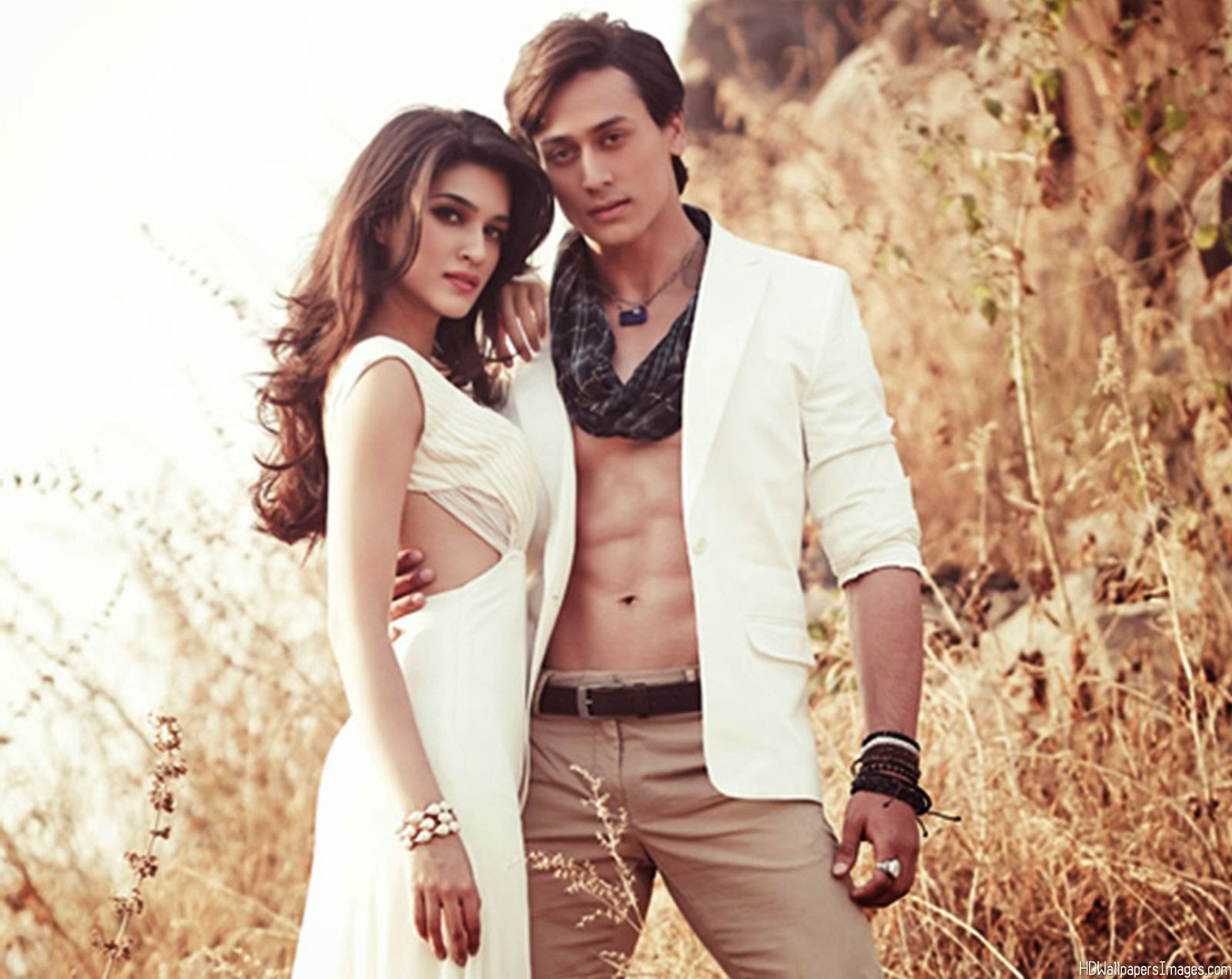 kriti sanon and tiger shroff dating Watch tiger shroff & disha patani talk about their chemistry - exclusive by zoomtv on dailymotion here.