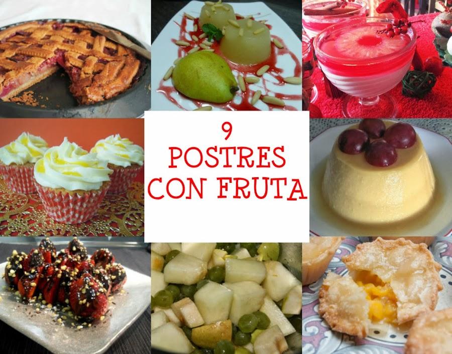 Postres navidenos con pina for Facilisimo cocina postres
