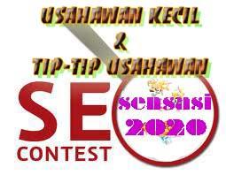 SEO, Contest, Keyword, Usahawan Kecil, Tip-Tip Usahawan, Peraduan, Rahsia.