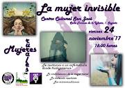 La Mujer Invisible. Café-Tertulia
