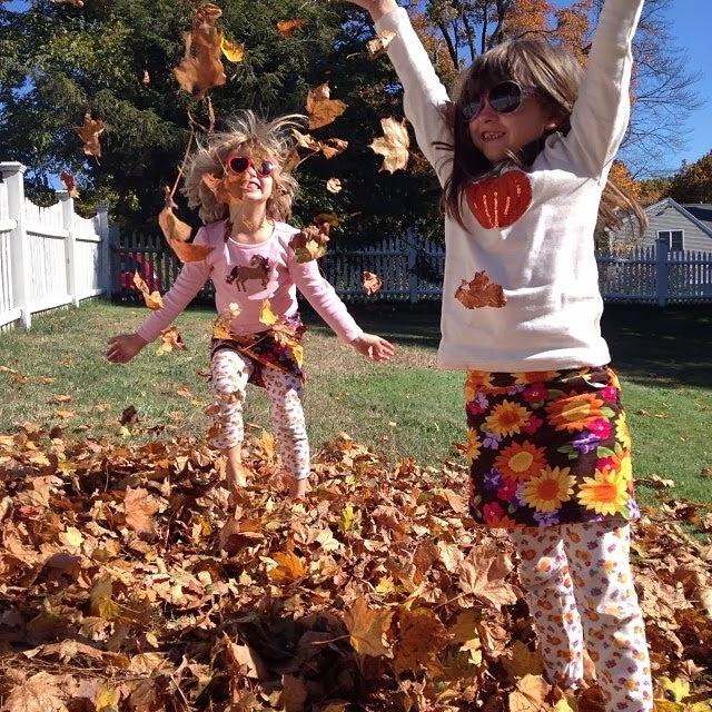 Leaf Jumping Foliage - New England Fall Events