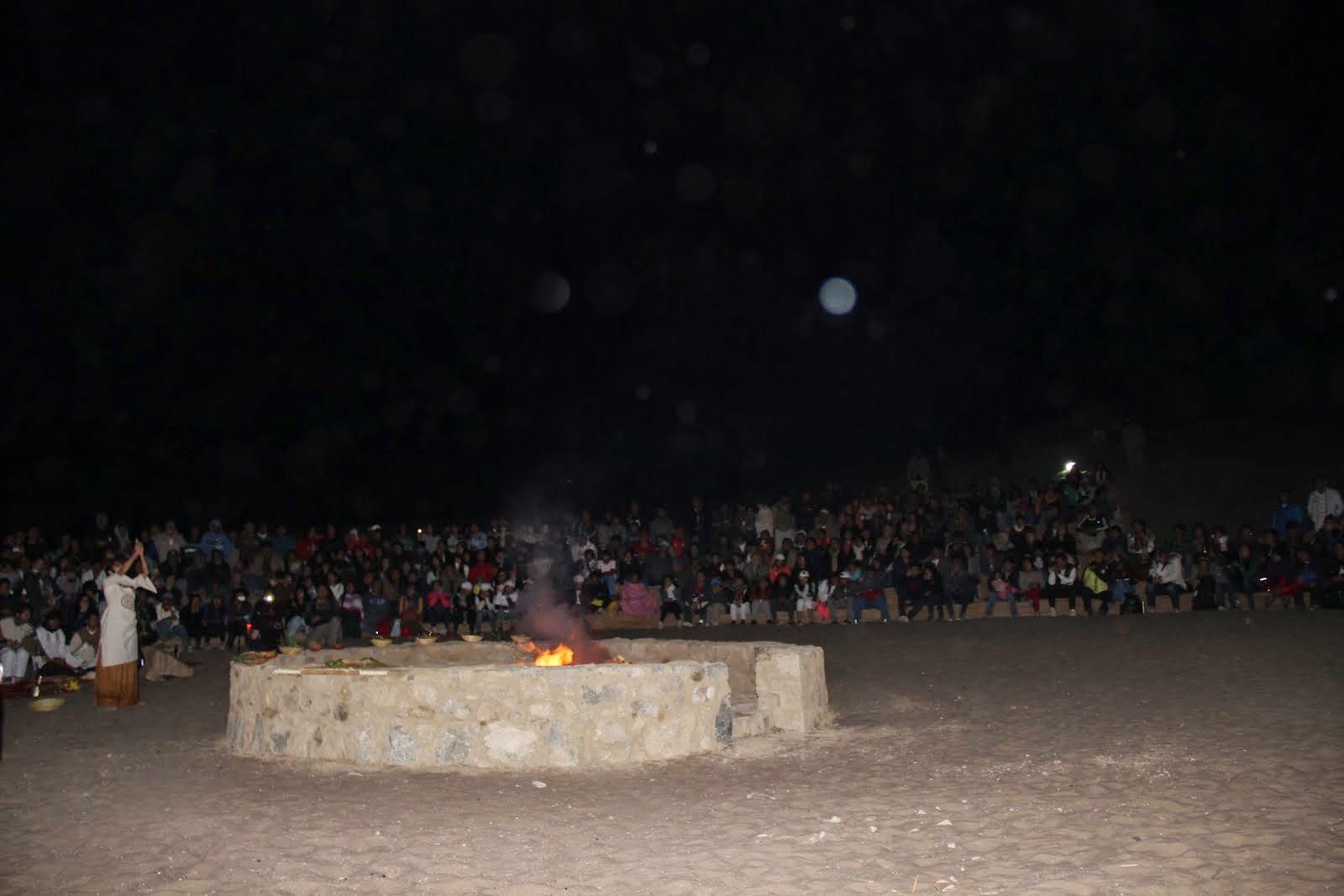 24-25-26-27-10-2014-20 Aniversario de Caral,RITUAL PACHAMAMA Avistamientos esferas ETs OVNI,sec UFO