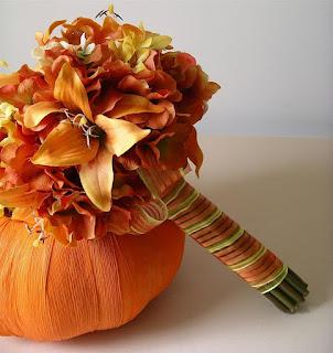 絲花制作的花球用燈色