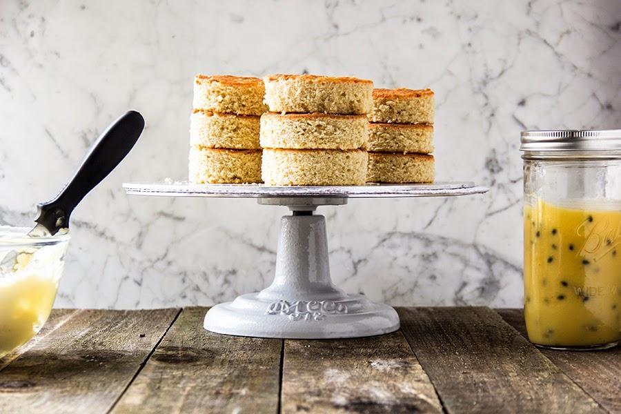 Buttermilk Mini Cakes