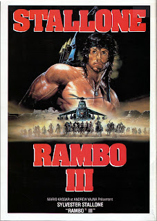 Behind-the-scenes Stallone Rambo 3