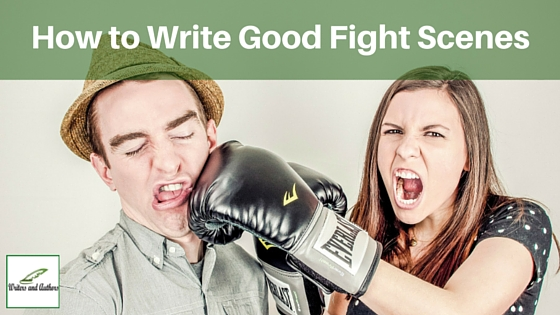 How to Write Good Fight Scenes #Writing #WritingTips @Writers_Authors @JoLinsdell