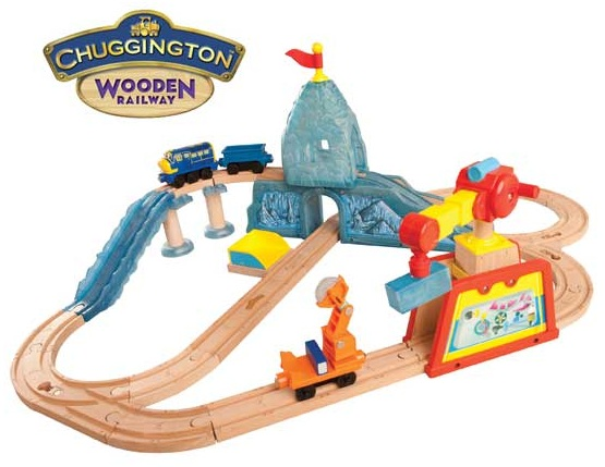 Chuggington Train Set Giveaway