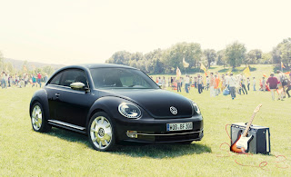 Volkswagen Beetle Fender Edition debuting at Leipzig Auto Show