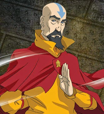 Tenzin (from The Legend of Korra)