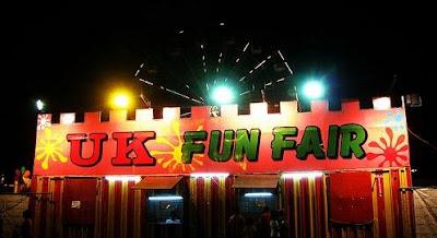 UK Funfair Tawau