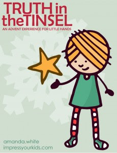 Truth in the Tinsel- Advent Activities Ebook