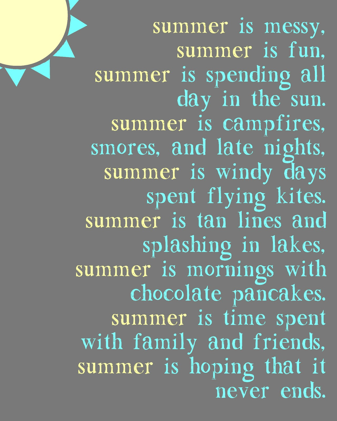 Summer Poetry Quotes. QuotesGram