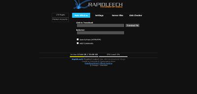 Crocko RapidLeech