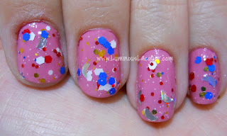 Kawaii Nail Lacquer - Sailor Moon