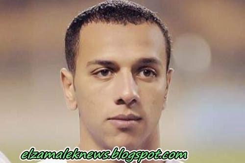 المعتز بالله إينو لاعب وسط نادي طلائع الجيش