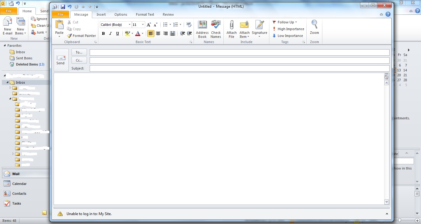 creat email