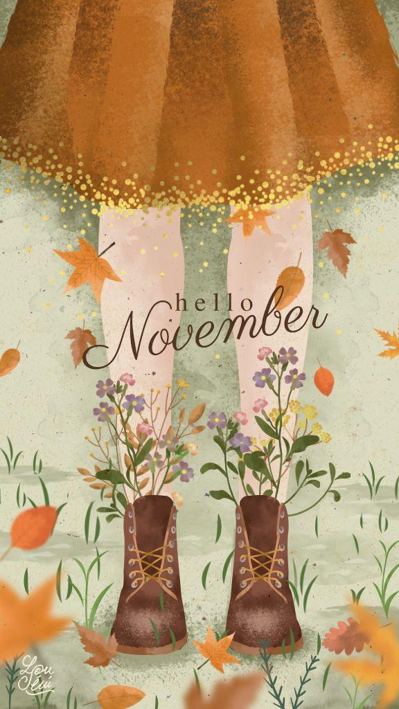 Benvenuto Novembre!