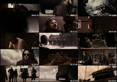 The Book of Eli (2010) BluRay 720p 550MB