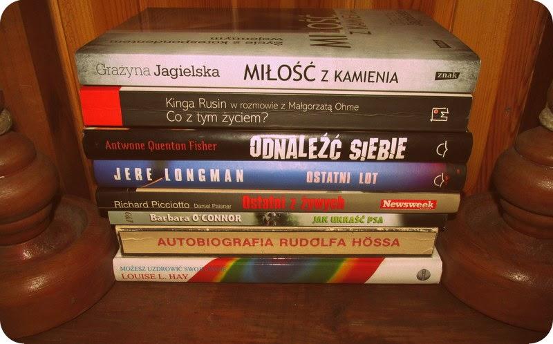 Jak organizuję sobie moją emeryturę, czyli książek nigdy za wiele