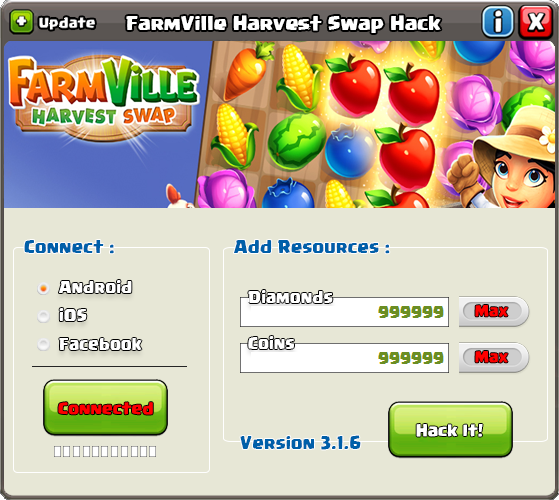 how to play farmville on facebook