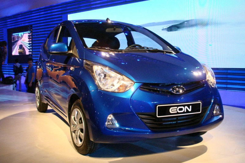 Mias 2012 Hyundai Launches Eon Previews Veloster