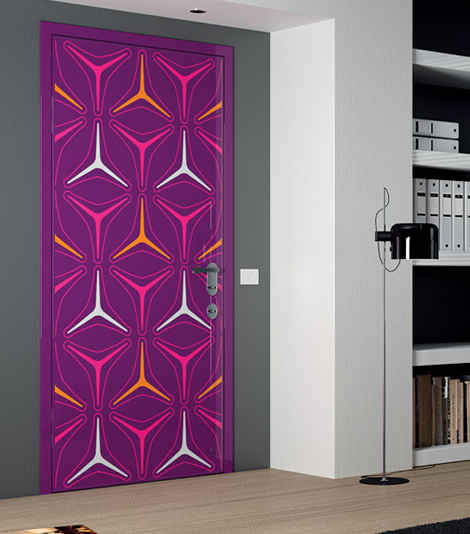 Karim Rasyid who create various doors design that will enrich your house interior decor. These the new collection doors interior by K. Rasyid that is ... & Home Decoration: Funky Interior Doors Design