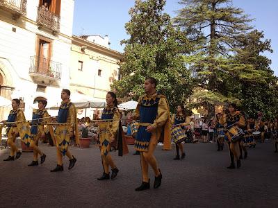 La giostra medievale a Sulmona