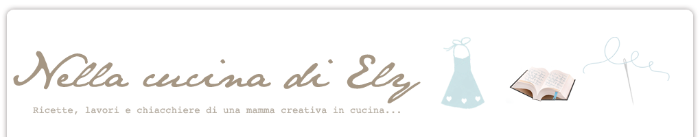 Nella cucina di Ely