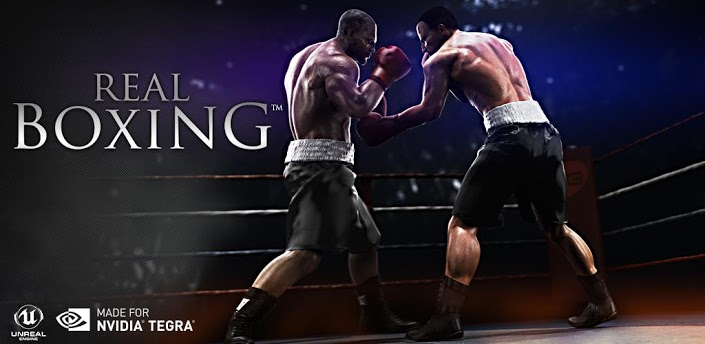 Real Boxing    APK DATA V1 0