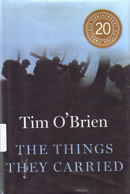 war stories in the things they carried by tim obrien The paperback of the the things they carried by tim o'brien at these are war stories, they aren't going to obrien writes in personal style that had me.