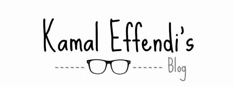 Kamal Effendi's Blog
