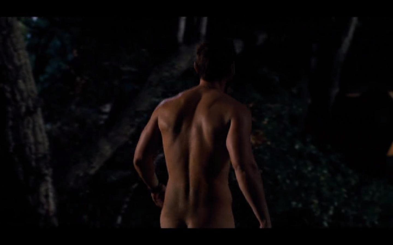naked super hero males