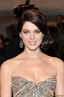 Ashley Greene Alexander McQueen Savage Beauty Costume Institute Gala at The Metropolitan Museum of Art
