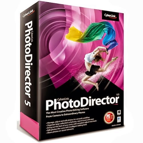 CyberLink PhotoDirector Suite 5.0.5424 Full Version