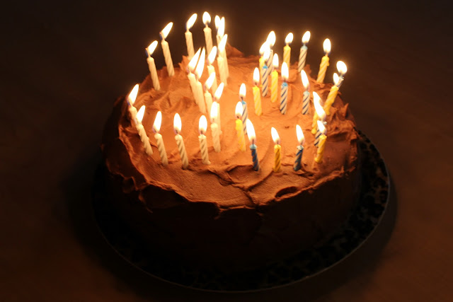 Too Many Candles Not Enough Cake