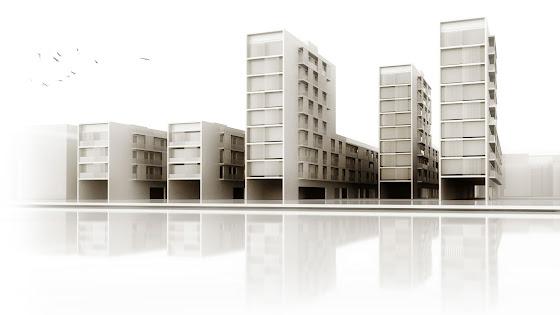 V+M Arquitectos Valencia Propuesta urbana