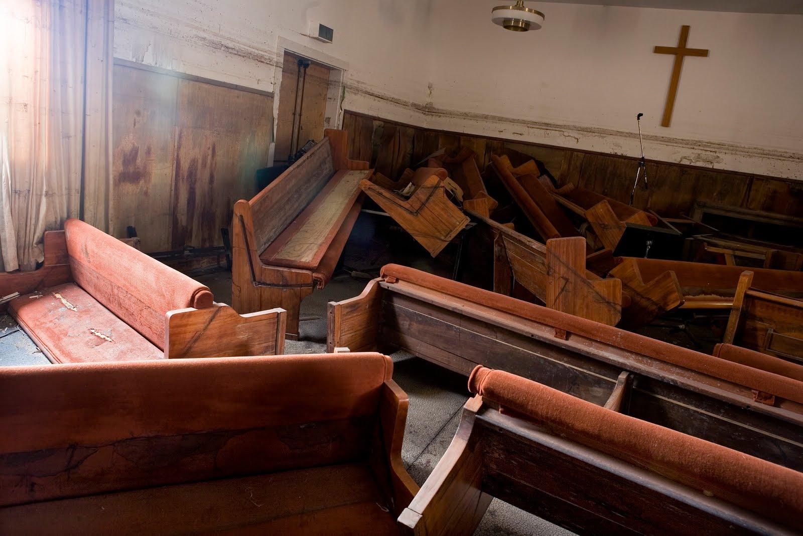 After The Flood: Korean Church