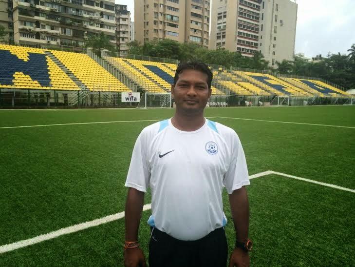 Mumbai FC sign AFC A License coach Kundan Chandra