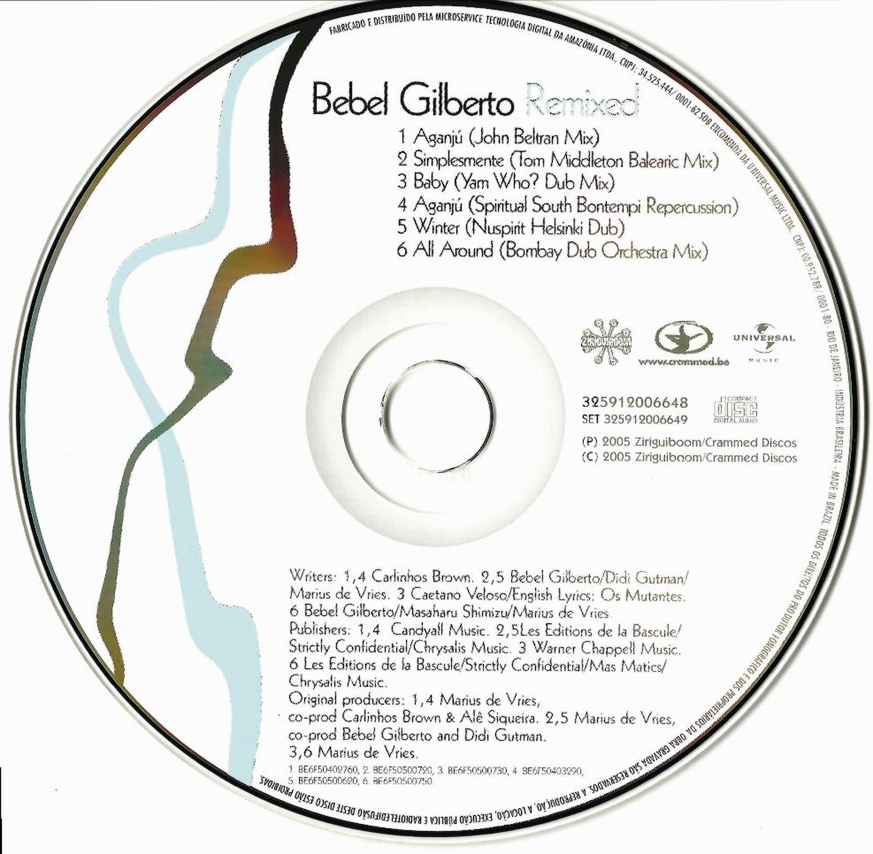Bebel Gilberto Free Listening on SoundCloud
