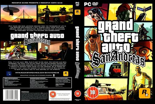 Gta San Andreas[Tradução+Crack]
