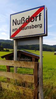 Nussdorf exit