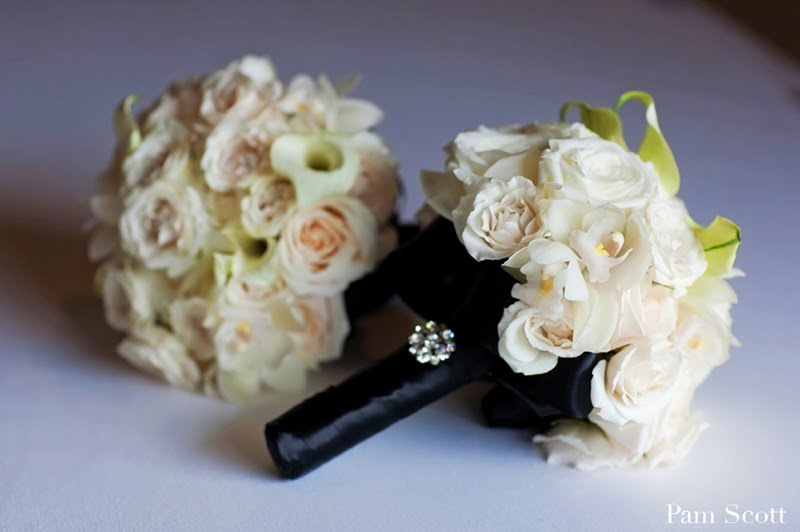 wedding black white burgundy on pinterest pussy willow bouquets and burgundy. Black Bedroom Furniture Sets. Home Design Ideas