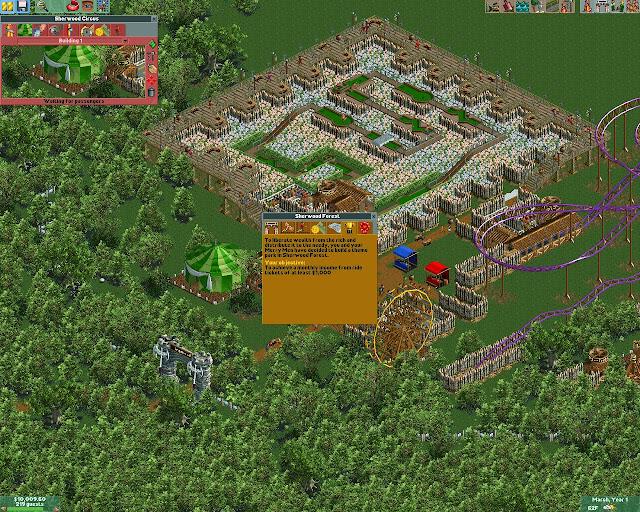 RollerCoaster Tycoon 2 Screenshots