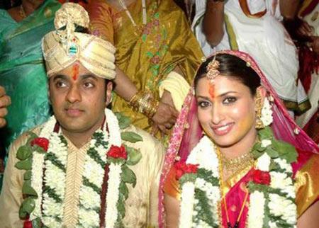 Actress malavika wedding