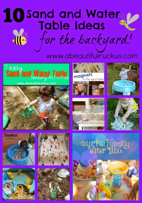to give us all a little inspiration for summer ive rounded up some awesome posts showing how sand and water can pretty much make a summer spent in the