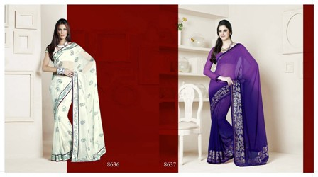 Delhi-Saree-Design