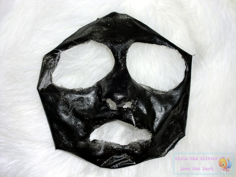 Daiso Charcoal Peel-off Mask